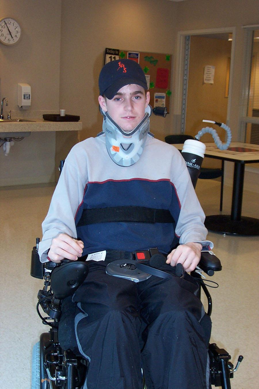 Christopher reeve wheelchair 2 in power wheelchair jpg